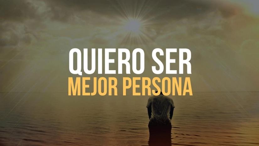 Ser Mejor PersonaI